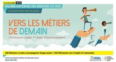 La Mission Locale de Bordeaux participe à la Semaine nationale des #MissionsLocales2018 du 15 au 23 mars