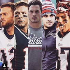 Brady, Edelman, Amendola, Garappolo & Gronkowski. The NE offense is a force to be reckoned with.