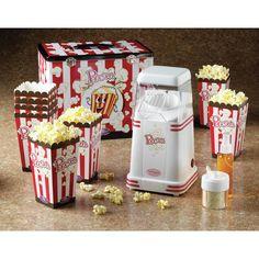 SMART Mini Popcorn Maker Kit
