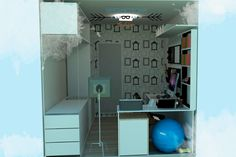 Closet e Home Office