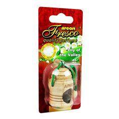Nước hoa treo gương AREON FRESCO-Lily of the valley