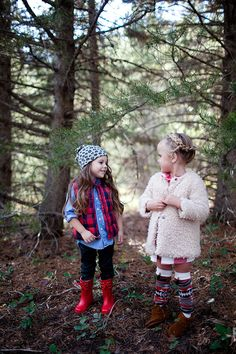 the CoOl Kids - Sweet Little Peanut | girls fall/winter fashion looks. Love this plaid puffer vest snow leopard beanie winter boots look! #thatseasier #cool #kids
