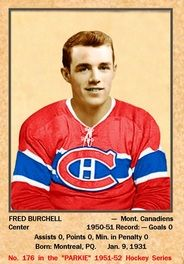 1943-44 Fred burchell