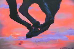 Original Animal Painting by Andrii Chernovol Ferrari, Saatchi Art, Original Paintings, Canvas Art, Art Deco, The Originals, Portrait, Animals, Products