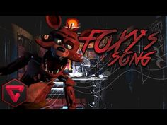"FOXY'S SONG By iTownGamePlay - ""La Canción de Foxy de Five Nights at Freddy's"" - YouTube"