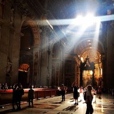 #light #sun #church #Italy #Rome #photo #summer by kasiawojnicki