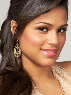 latina bridal makeup - photo#10