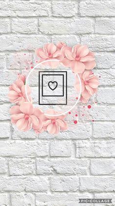 Flower Background Wallpaper, Cute Wallpaper Backgrounds, Flower Backgrounds, Cute Wallpapers, Abstract Backgrounds, Instagram Blog, Instagram Frame, Instagram Story, Goth Wallpaper