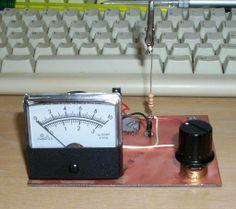 simple FET electrometer