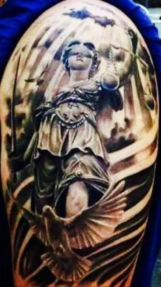 tattoo archangel michael symbol - Google Search