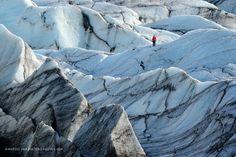 Vatna Glacier in Iceland