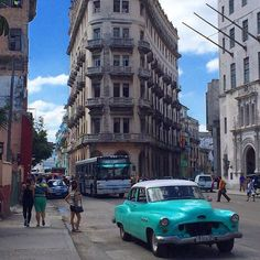 """Cuba La Habana"" Photo taken by @ydima68 on Instagram, pinned via the InstaPin iOS App! http://www.instapinapp.com (04/02/2015)"