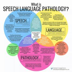 What is speech language pathology?