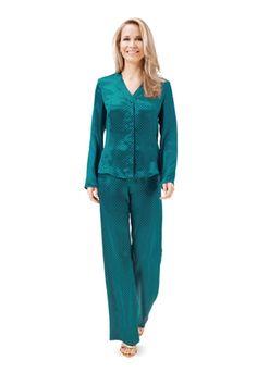 Burda 6742 Patron de couture Pyjama, chemise de nuit – short – chemise – tunique, facile, tailles 34 à 44