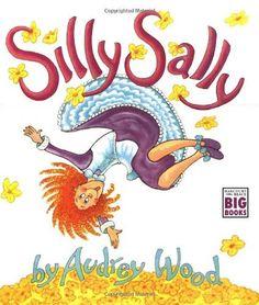 Silly Sally (Big Book) by Audrey Wood, http://www.amazon.com/dp/B0078XOIAU/ref=cm_sw_r_pi_dp_YRo8qb03ZWD9V