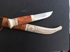 Sami knive by Thore Sunna. Samekniv.