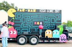 Image result for homecoming float