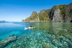 Isla de Corón (Filipinas): las aguas más puras de Filipinas