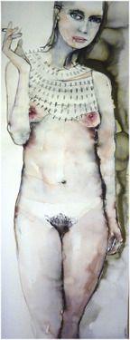 "Aga Maria Masternak; Painting, ""aries 20"""