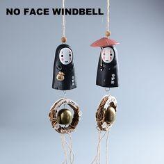 NO FACE Windbell Action Figure Japonais Anime Studio Ghibli Kaonashi Miyazaki Hayao Chihiro Chiffres Enfants Jouets dans Jouets-figurines et figurines articulées de Jouets & loisirs sur AliExpress.com   Alibaba Group