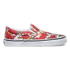 a80f3d34007 Disney Slip-On Women s Slip On Shoes