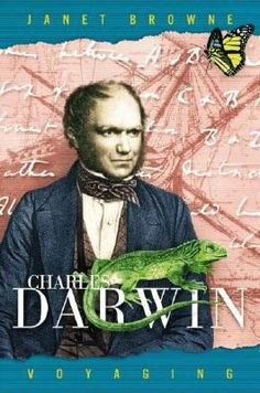 Charles Darwin: Voyaging by E. Janet Browne. Superb two-volume biography of Darwin. This covers his youth through his years on the Beagle.