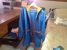 Housecoat for Jacob jan 2015
