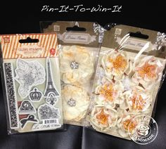 Who wants to win these Prima Marketing lovelies? Just FOLLOW us on Pinterest, repin this sweet photo, then come back here and comment! Bonus entry if you post this pin/link to it on your Facebook wall! (Just comment here again if you post this pin on FB!) We will pick a lucky winner next Friday, May 31st! Void where prohibited.