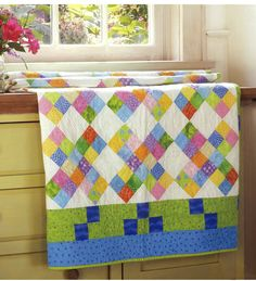 Free Easy Quilt Patterns   Sewing Patterns - FREE downloads