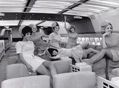 Vintage Air Hostesses