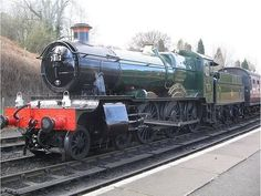 GWR 7812 Erlestoke Manor