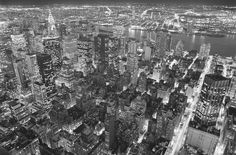 Ideal Decor Empire State Building View Wall Mural