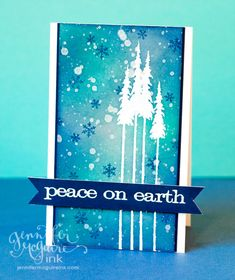 Created by Jennifer McGuire using the Tim Holtz 2013 card kit by Simon Says Stamp. November 2013