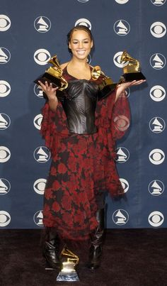 Alicia Keys | GRAMMY..