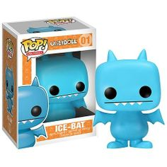 Uglydoll Ice Bat Pop! Vinyl Figure http://popvinyl.net #popvinyl #funko #funkopop