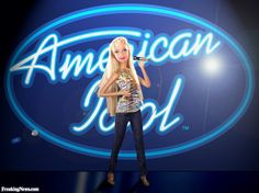 barbie dolls on freaking news | Barbie Doll on American Idol