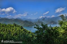 Hoa Binh Lake - Mai Chau, Vietnam
