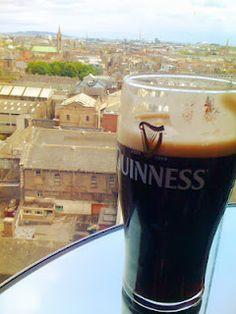 Things to do in Dublin: Guinness Gravity Bar
