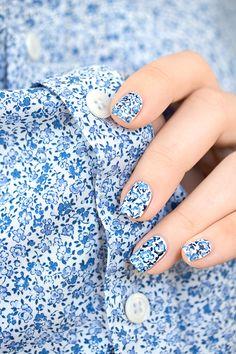 Nailstorming #109 Mon accessoire de printemps