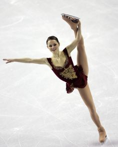 Sasha Cohen, 2006 Olympics LP  Romeo & Juliet    This is possibly my favorite of all her costumes, and I LOVED this program so much.