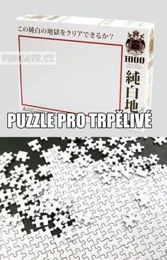 Puzzle pro trpělivé Good Jokes, Funny Jokes, Hilarious, Introvert, I Laughed, Haha, Puzzle, Funny Videos, Relax