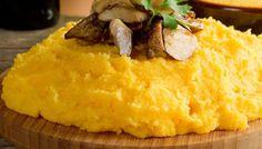 Cum să faci cea mai bună mămăligă. Secretul știut de puține gospodine | REALITATEA .NET Polenta, Romanian Food, No Cook Meals, Alter, Cornbread, Mashed Potatoes, Cooking Recipes, Cooking Food, Ethnic Recipes