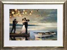 Shop for Steve Henderson 'Twilight Romance' Canvas Art. Get free delivery On EVERYTHING* Overstock - Your Online Art Gallery Store! Framed Art, Framed Prints, Wall Art, Art Prints, Artist Canvas, Canvas Art, Online Art Gallery, Twilight, Fine Art America