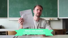 Filmpje: deze leerkracht laat zich beoordelen door zijn leerlingen en het blijkt dat zijn perceptie niet altijd strookt met de realiteit. #evaluatie