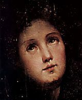 One of the sublime faces painted by Domenico Beccafumi