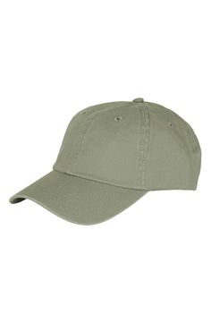 Definitely needing this cute olive green baseball cap for fall. Pair with a leather jacket and distressed denim for an easy go-to outfit.