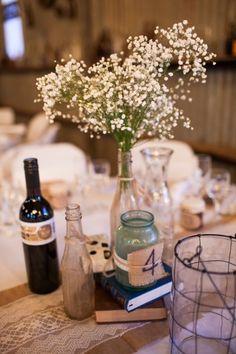 DIY Farm Wedding! http://www.stylemepretty.com/australia-weddings/western-australia-au/2014/07/18/diy-farm-wedding-3/ | Photography: http://www.ameliaclairephoto.com/