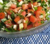 Shredded Pico de Gallo Salad with True Lemon #TrueLoveYourFood | TrueLemon.com