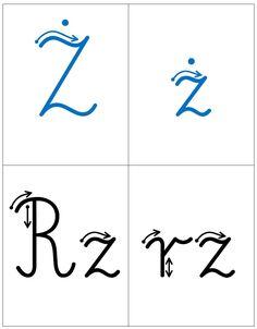 Kierunek kreślenia liter - trudności ortograficzne oraz ę i ą: U, u Ó, ó H, h Ch, ch Ż, ż Rz, rz ę , ą Speech Language Therapy