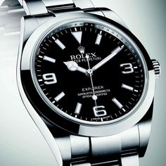 Meet the new Rolex Oyster Perpetual Explorer. Details on the Dink by hodinkee
